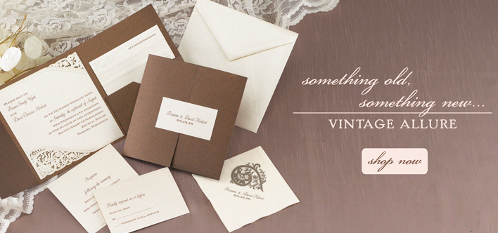 Wedding Invitations & Accesories